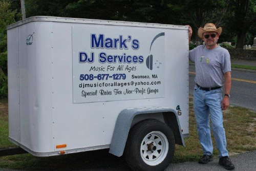 Mark with Trailer